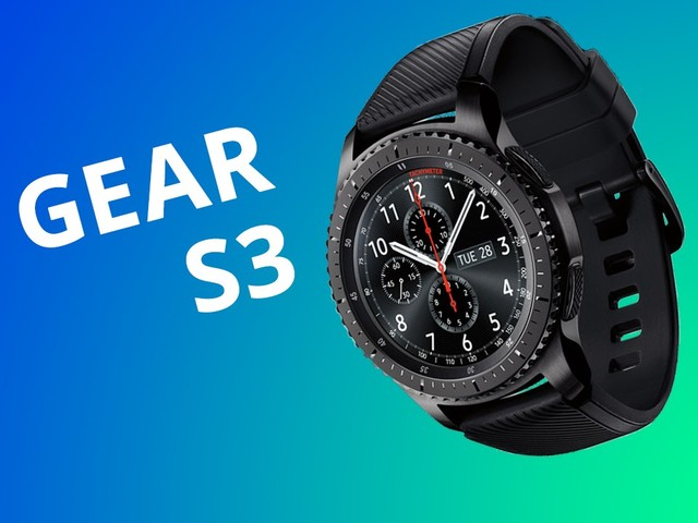 Smartwatch Samsung Gear S3 Frontier [Análise/Review]