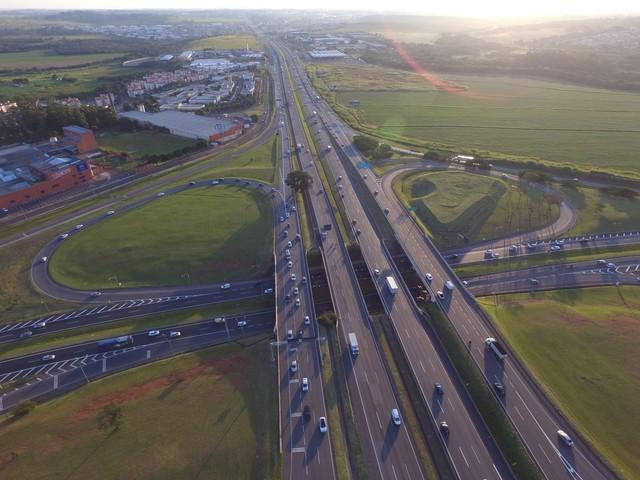Rodovias da região de Campinas devem receber 1,6 milhão de veículos durante o fim de ano