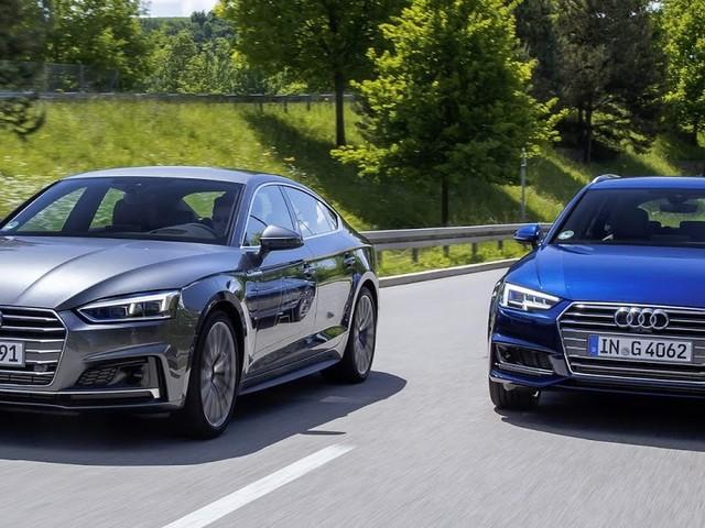 Audi A4 e A5 g-Tron: preços, consumo e detalhes - Europa