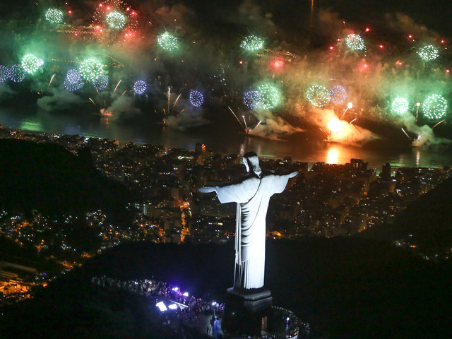 Rio's 2018 New Year's Gathers Largest Audience in History