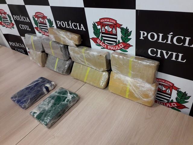 Suspeito de fornecer drogas na região norte de Rio Preto é preso