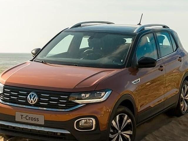 Volkswagen T-Cross: pré-venda inicia esta semana, diz site