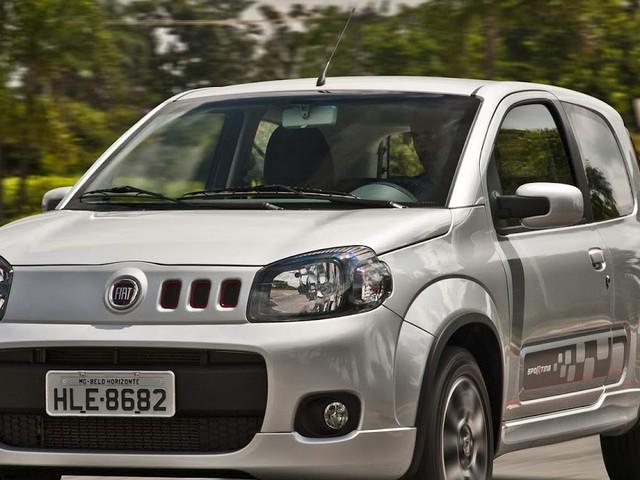 Fiat Uno, Novo Palio e Grand Siena convocados para recall