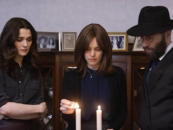 """""""Desobediência"""": numa comunidade ortodoxa, três personagens e dois amores"""
