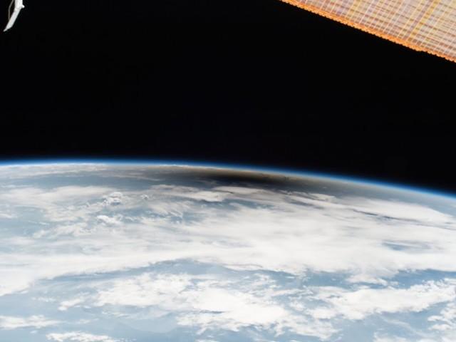 El eclipse de la astronomía