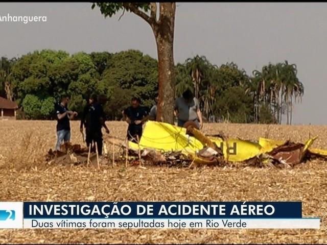 Amigos que morreram em acidente aéreo construíram avião juntos