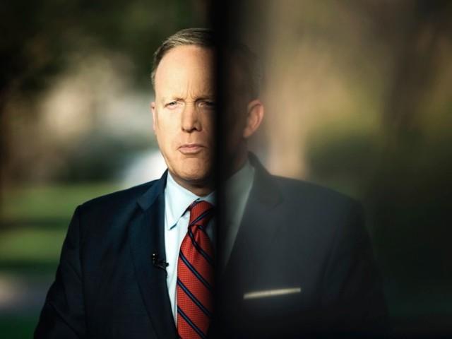 Trump-Sprecher Spicer tritt zurück