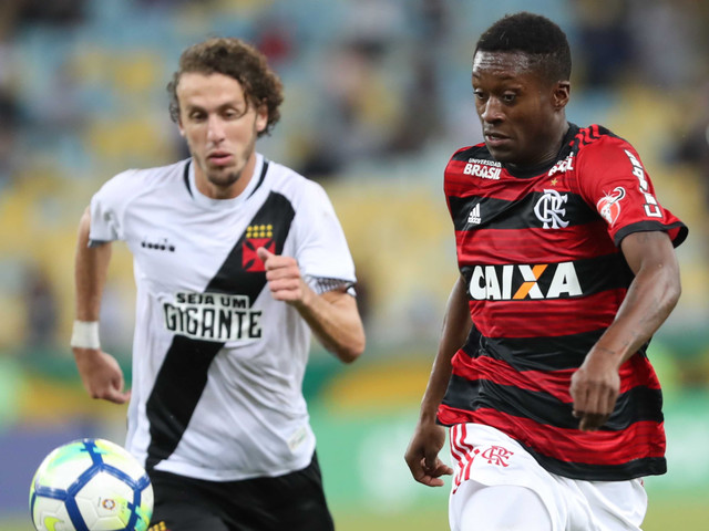 Mixed Bag for Rio's Big Four in Brasileirão Round Six