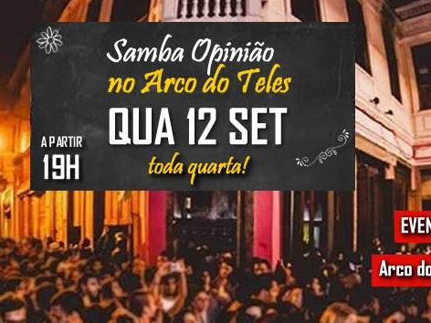 Rio Nightlife Guide for Wednesday, September 12, 2018