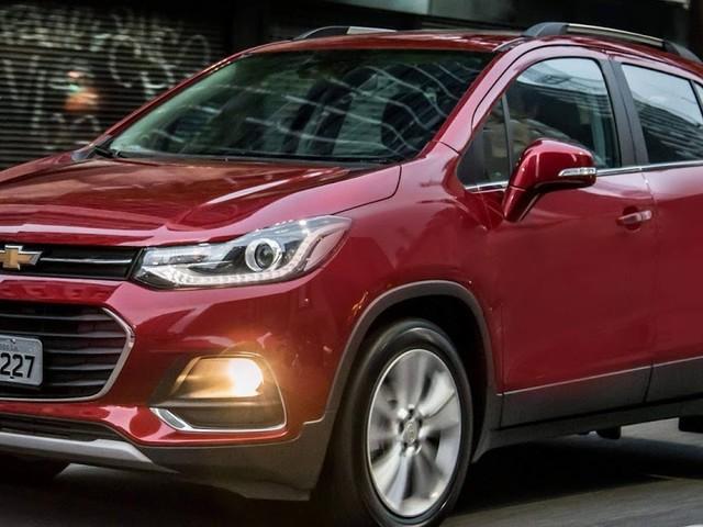 GM Tracker começa a ser vendido para PcD - isenção de IPI