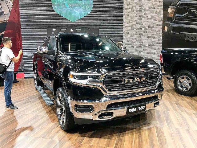 Mercado: FCA confirma RAM 1500 para o Brasil