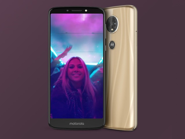Motorola Moto E5 Plus com bateria de 5.000 mAh chega ao Brasil por R$ 949