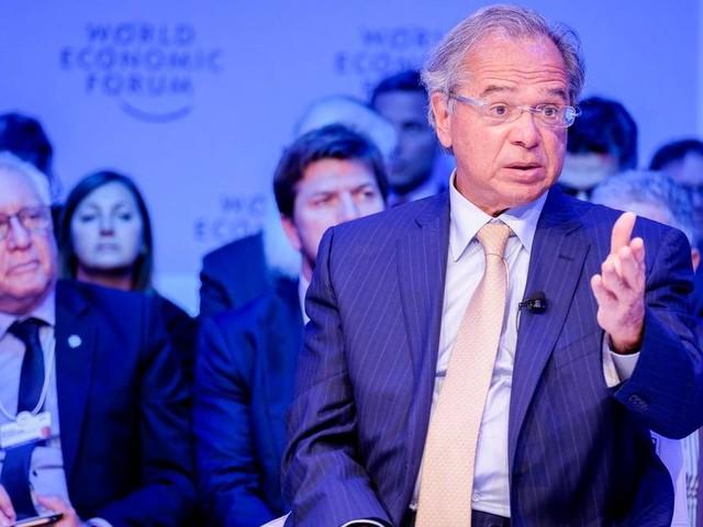 Reino Unido quer acordo de livre comércio urgente com o Brasil, diz Guedes