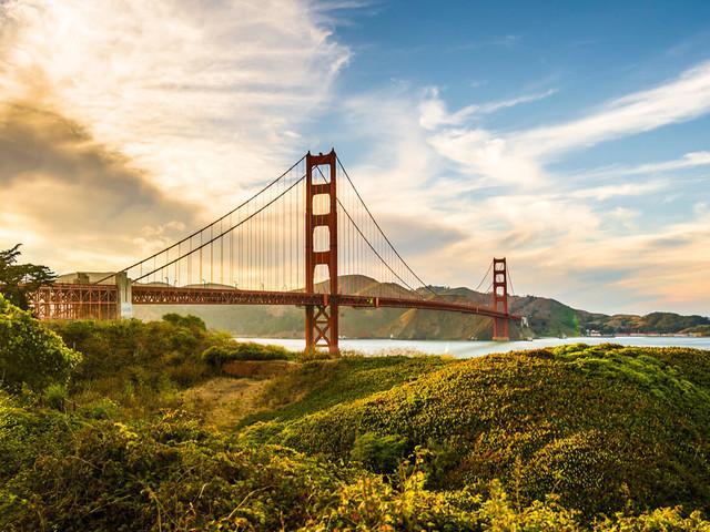 Partiu Califórnia! Passagens para San Francisco a partir de R$ 2.299 saindo de São Paulo e mais cidades!