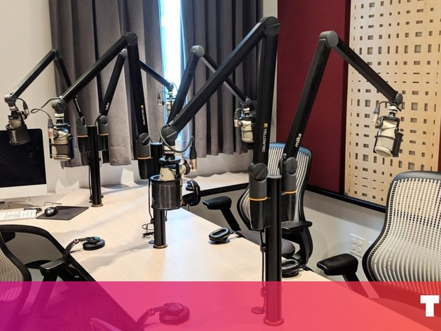 How WSDG and Gimlet built world-class podcast recording studios