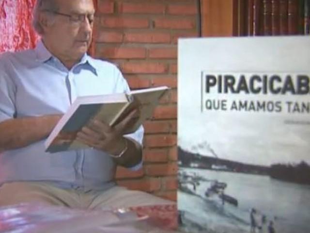 Palestra com Cecílio Elias Neto abre feira cultural gratuita em Piracicaba