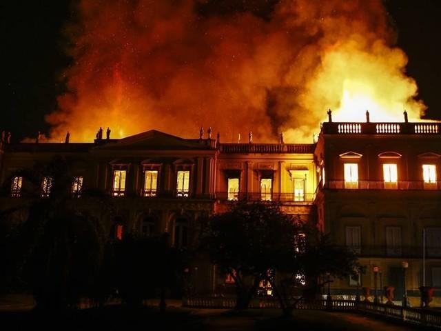 'Tragédia no Museu Nacional poderia ter sido evitada', diz ministro da Cultura