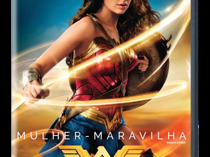 Todas as edições de MULHER MARAVILHA em DVD e Blu-ray no Brasil