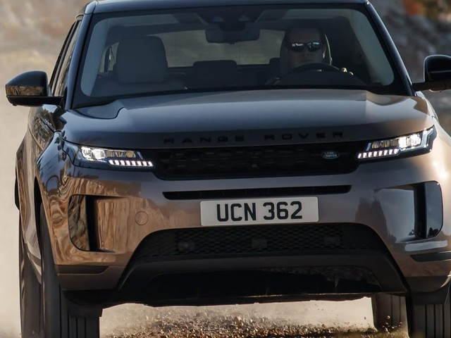 Range Rover Evoque 2020 aposta em luxo e refinamento