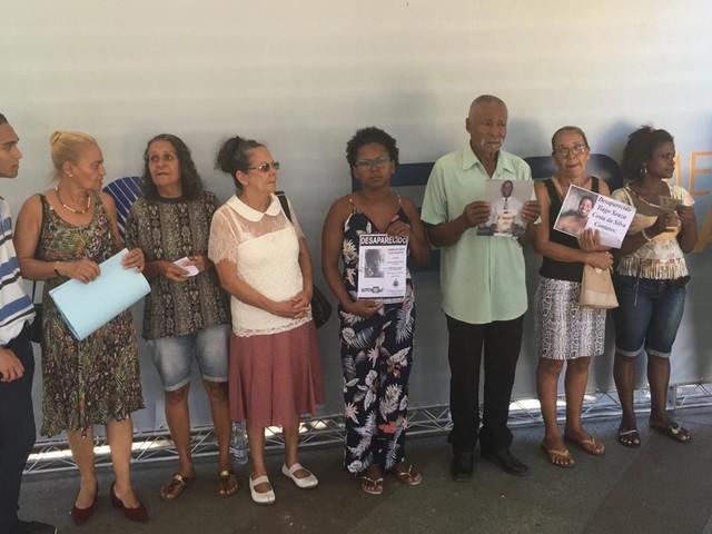 Quadro 'Desaparecidos': veja perfil de pessoas que estão sendo procuradas por parentes