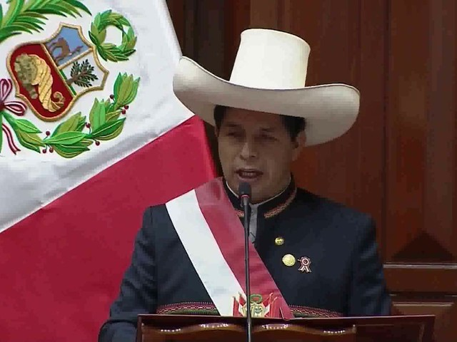 Castillo rules out nationalization in Peru and announces Science Ministry