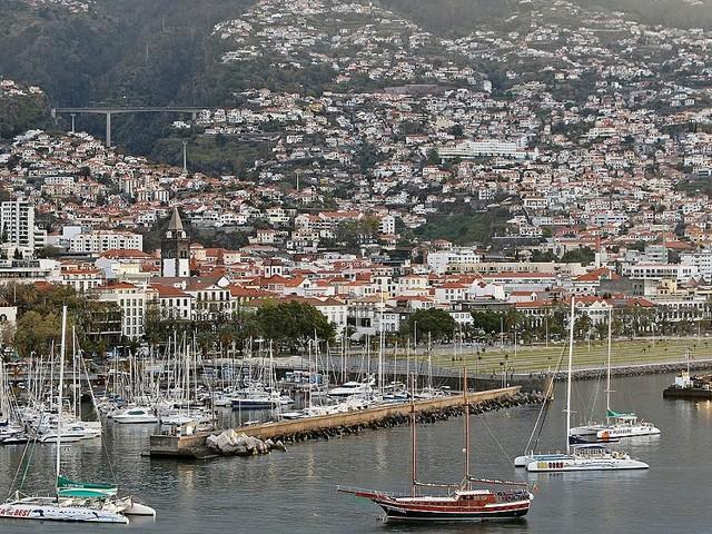 """Ampliação da Marina do Funchal é para avançar """"rapidamente"""""""