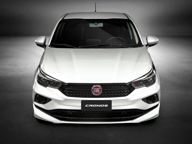 Fiat Cronos 1.8 PcD sai por R$ 54.655 com isenção de impostos