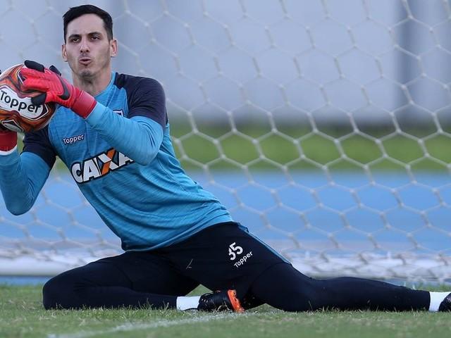 Apesar de sondagens de outros clubes, Gatito diz que preferiu o Botafogo