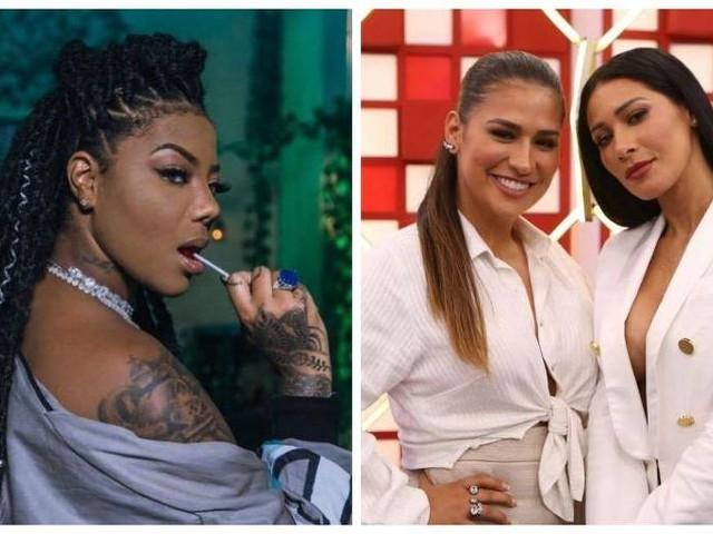 Após anunciar parceria musical com Anitta e Jão, Ludmilla convida Simone e Simaria para seu DVD