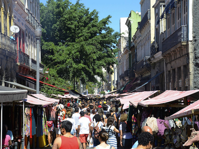 Rio's Feira do Lavradio Holds a Double Dose in December