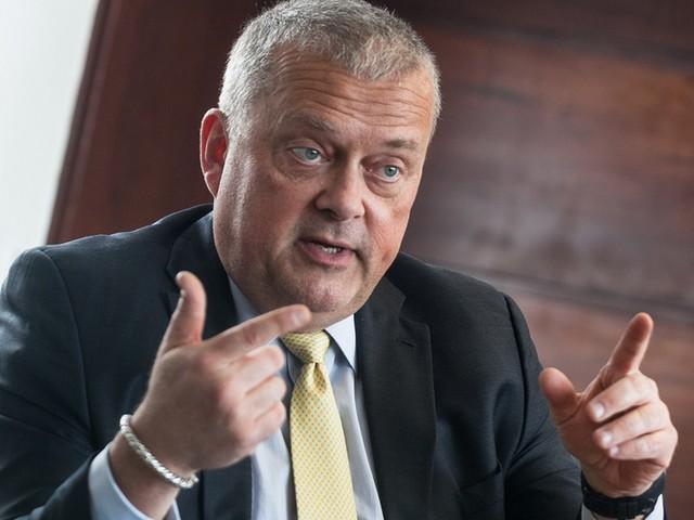 PDG está 'no caminho certo para plena recuperação', diz Ranevsky
