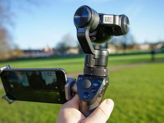 CES 2018: DJI apresenta dois novos estabilizadores de câmeras portáteis