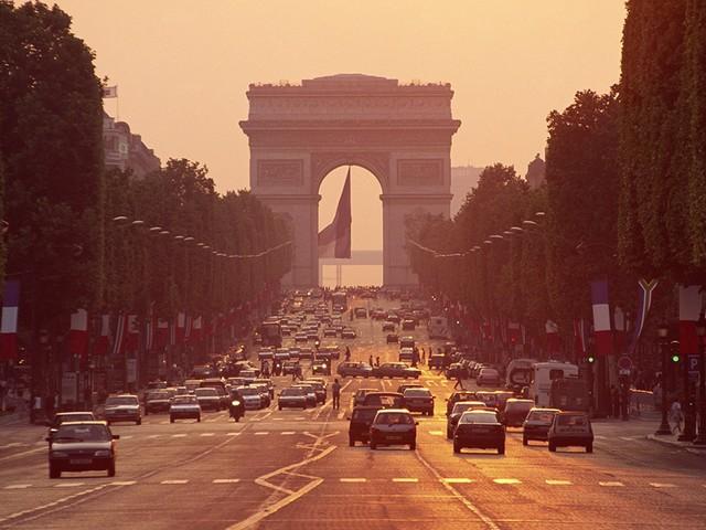 Paris quer ser a primeira capital pós-carro do mundo