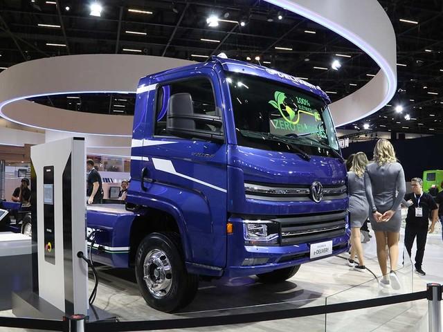 [Fenatran 2019] VW apresenta e-Delivery que chegará ao Brasil em 2020
