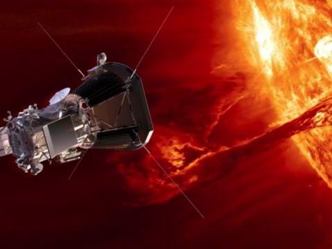 Tocaremos o Sol pela primeira vez com a sonda Parker Solar Probe