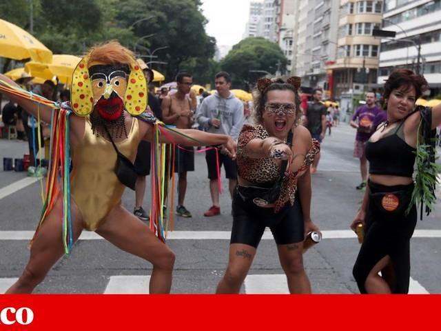 No Carnaval brasileiro vale tudo, menos assediar