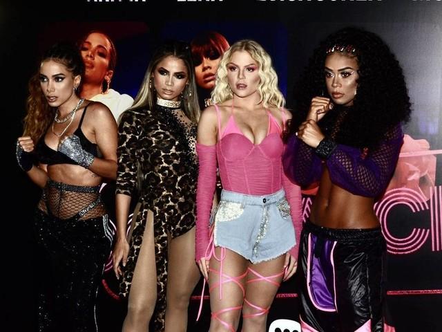 Anitta, Lexa, Luísa Sonza e MC Rebecca lançam 'Combatchy' para valorizar força das mulheres