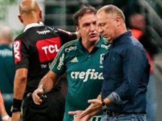 Os bastidores da queda de Cuca do Palmeiras. E a ansiedade por Mano Menezes