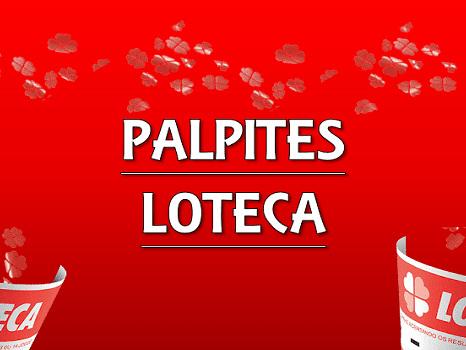 Palpites loteca 879 – prêmio R$ 300 mil reais