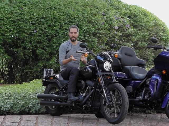 Harley-Davidson Low Rider S e linha Touring 2020: primeiras impressões