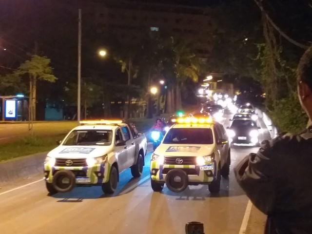 Túnel Acústico é totalmente liberado no Rio