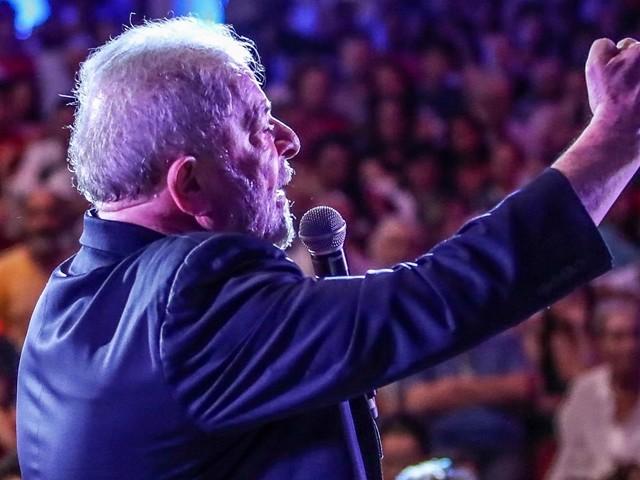 Temer quer Lula na disputa
