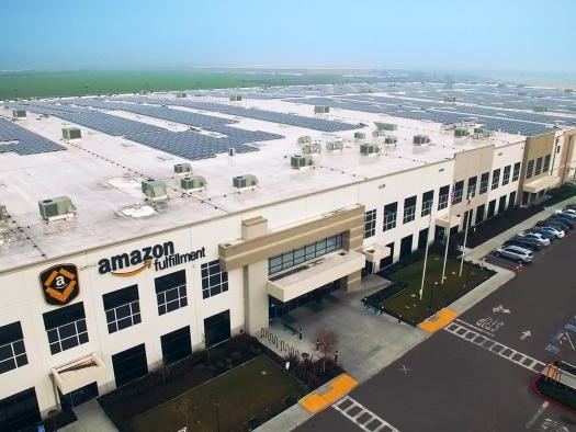 Amazon revela a localização de suas duas novas sedes nos EUA