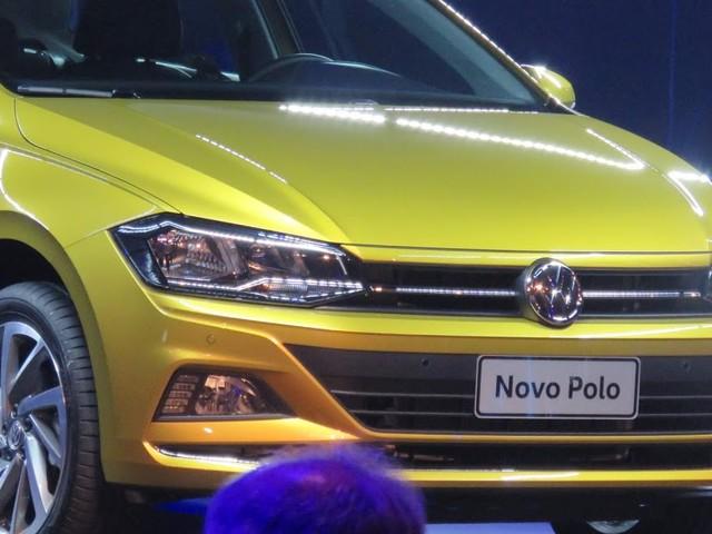 Novo VW Polo 2018 - precos partem de R$ 48.990 reais