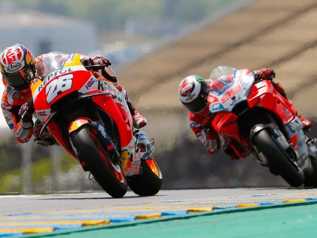 Ponto de ignição #01: Na equipe Honda, sai Pedrosa, entra Lorenzo. Entenda
