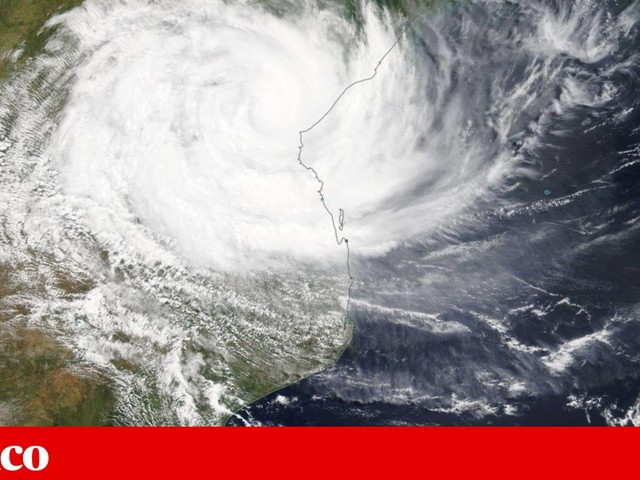 Porque é que o ciclone Idai foi tão poderoso?