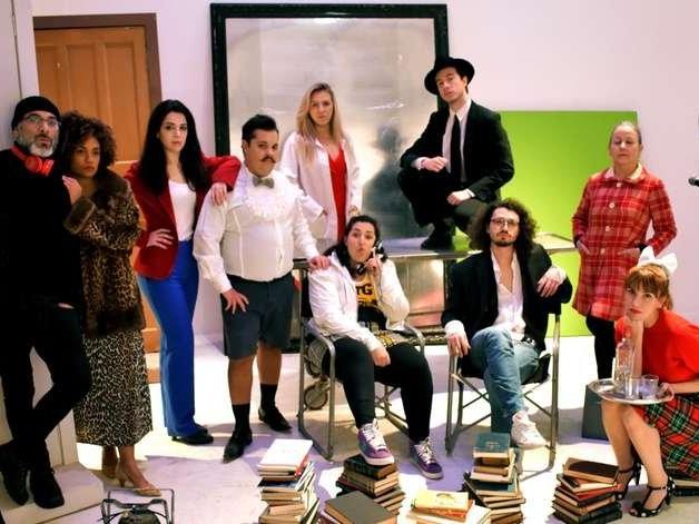 """Peça """"F.R.A.M.E.S."""" estreia em Porto Alegre"""