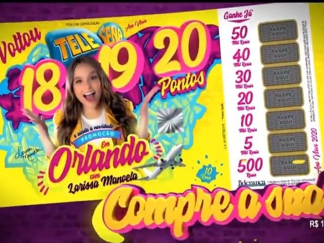 Saiba quais são os números do 4º sorteio da Tele Sena de Ano Novo (19/01)