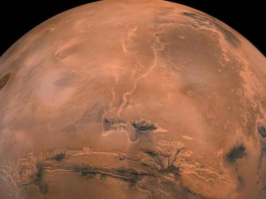 Graças à sonda InSight, a humanidade agora pode ouvir os ventos de Marte