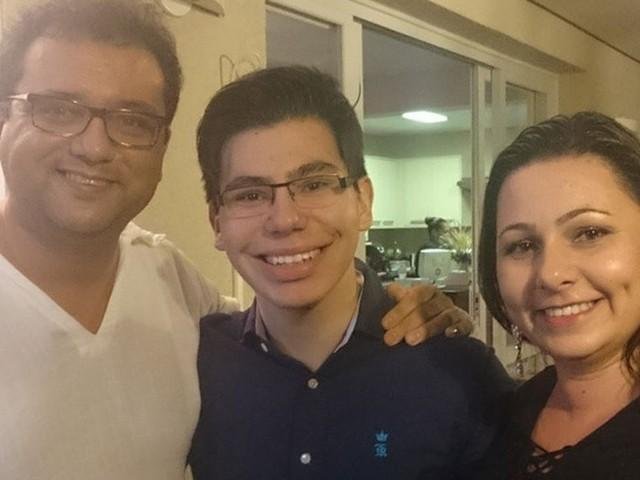 Geraldo Luís teria sido traído pela esposa com Silvio Santos e filho é envolvido na história